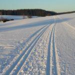Ubytování penzion Najdek - Okolí v zimě
