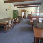 Penzion Najdek - restaurace a salónek